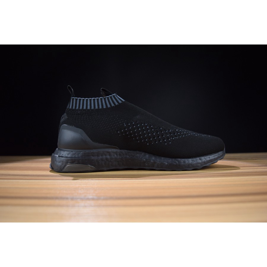 0adf0f206e539 ADIDAS Kith x Ace 16+ PureControl Ultra Boost all black ready stock real