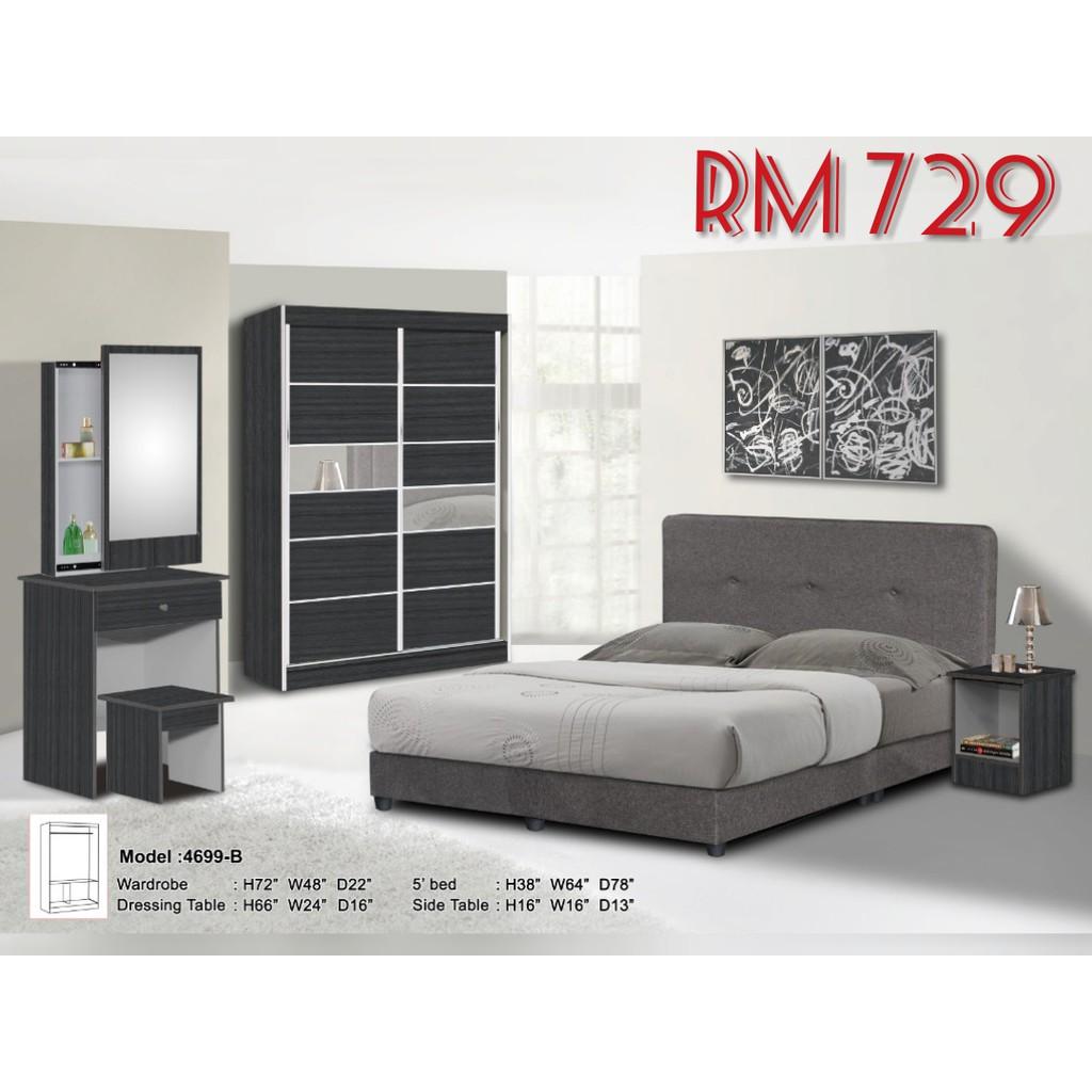 Set Bilik Tidur New Sho Malaysia