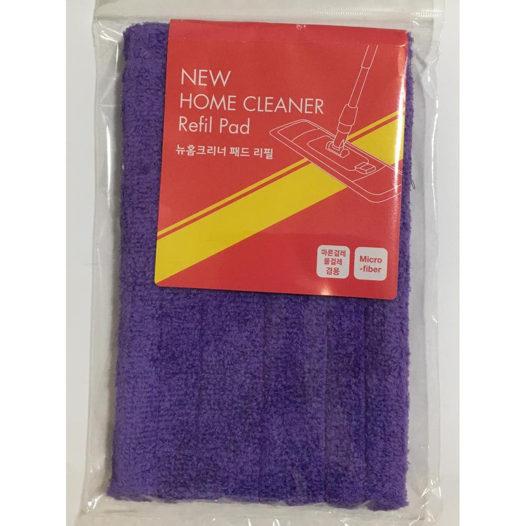 Micro fiber 100/% Mop Refill Pad Cleaning Korean made