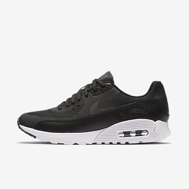 low priced bed6c cd96b NIKE WOMEN AIR MAX 90 ULTRA 2.0 SHOE BLACK 881106-002 US5.5-8.5 04'
