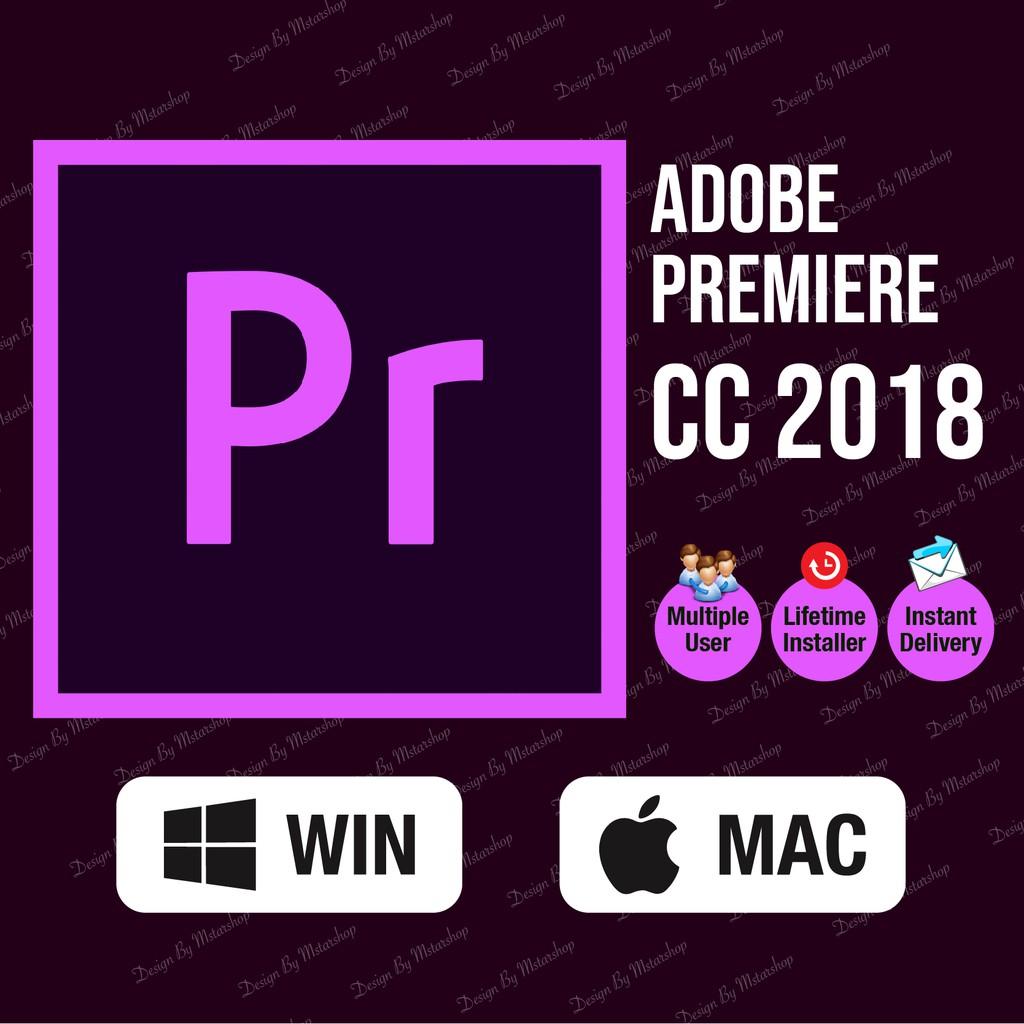 Adobe Premiere Pro CC 2018 / CC 2019