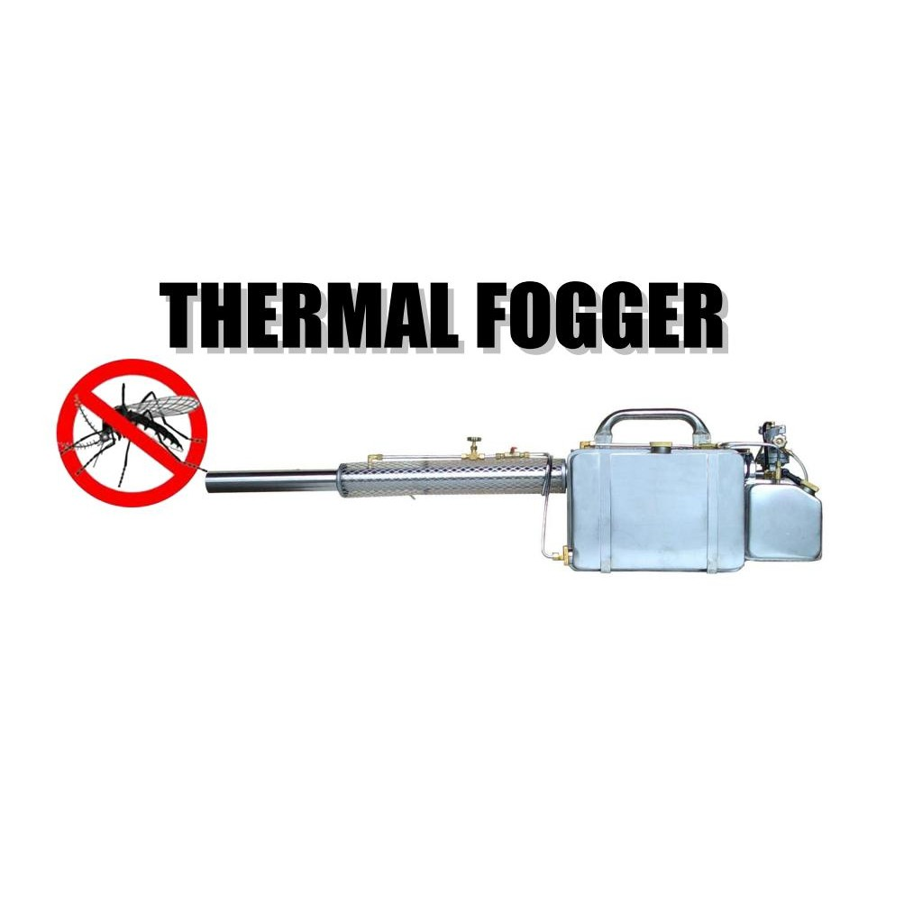 MY Professional Stainless Steel Thermal Fogger Machine