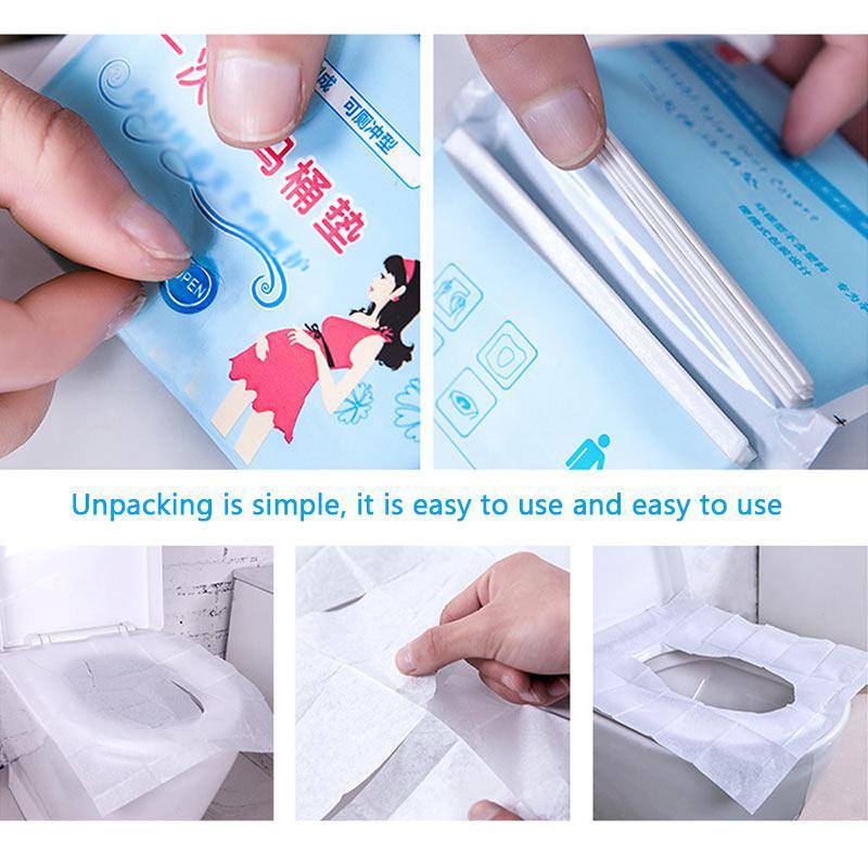 Cool Waterproof Antimicrobial Disposable Paper Toilet Seat Covers For Travel Hotel Spiritservingveterans Wood Chair Design Ideas Spiritservingveteransorg