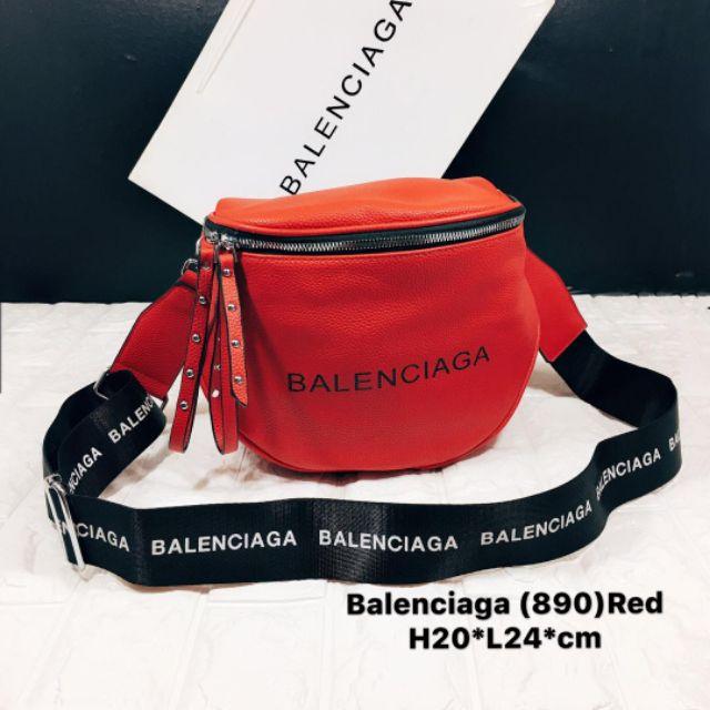 Mentalidad inicial Araña de tela en embudo  🔥HOT ITEM🔥Balenciaga Casual Sling Bag Crossbody Bag | Shopee Malaysia