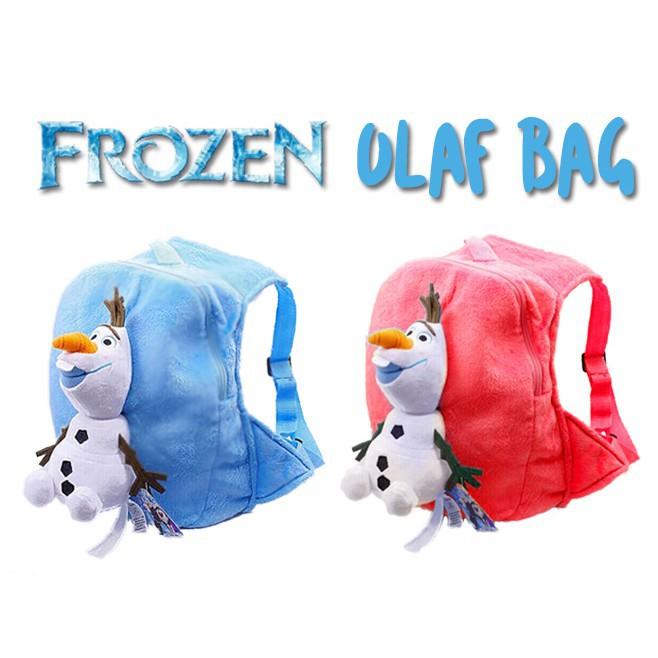 Phenomenal Frozen Olaf 3D Bag Beg Machost Co Dining Chair Design Ideas Machostcouk