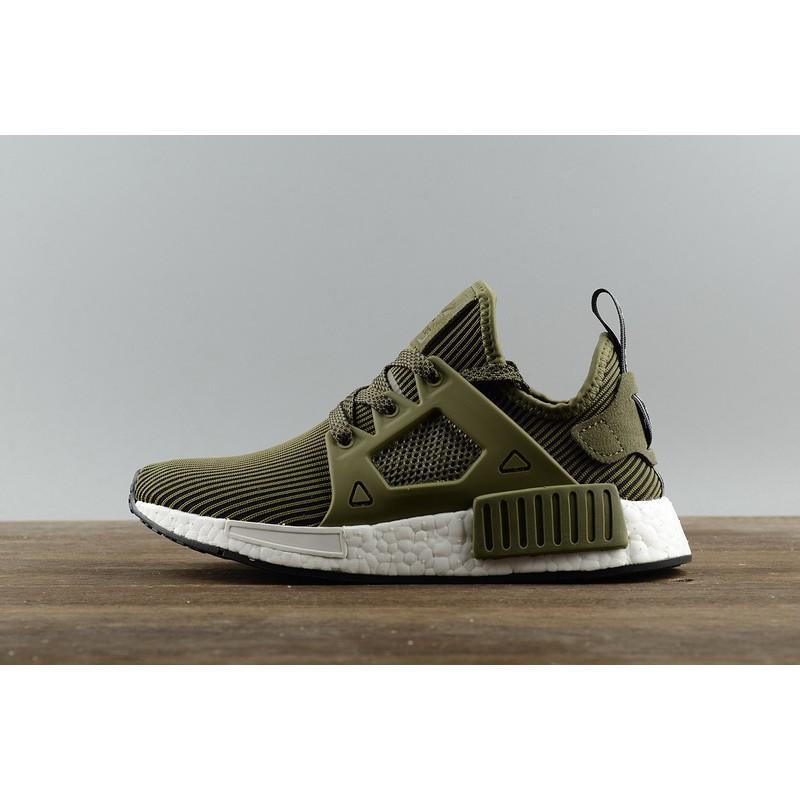 pretty nice 1306b 31301 SLK Original ★ Adidas NMD x Footlocker Original ultra boost men shoes deep  green