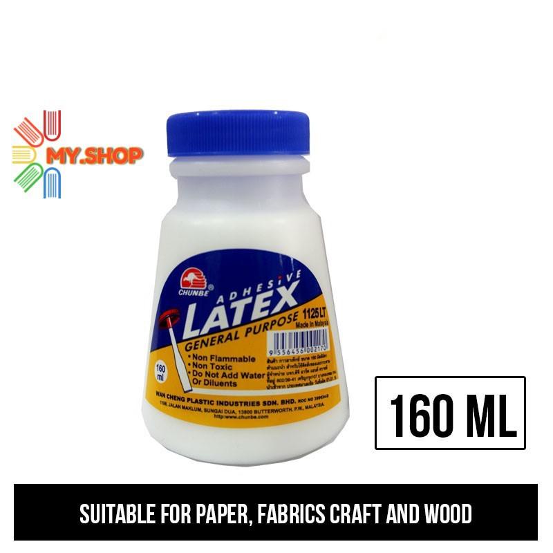 Chunbe 160ML White Latex General Purpose Adhesive Glue LT1125