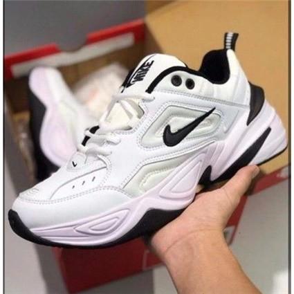 triste calibre Estragos  ready stock Nike M2K TEKNO white sneakers women's shoes BQ3378-100 ...