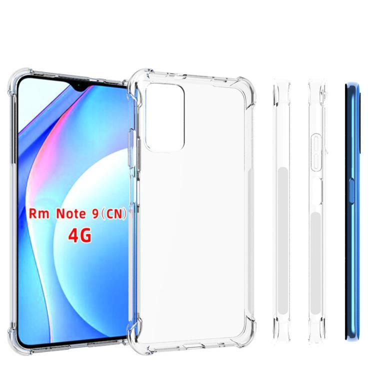 Xiaomi Redmi 5 5+ 6 6A 7 8 8A 9C Note 5A Prime 9T K20 Note7 Note9 4G 10T Pro Shockproof Silicone Phone Case TPU Back