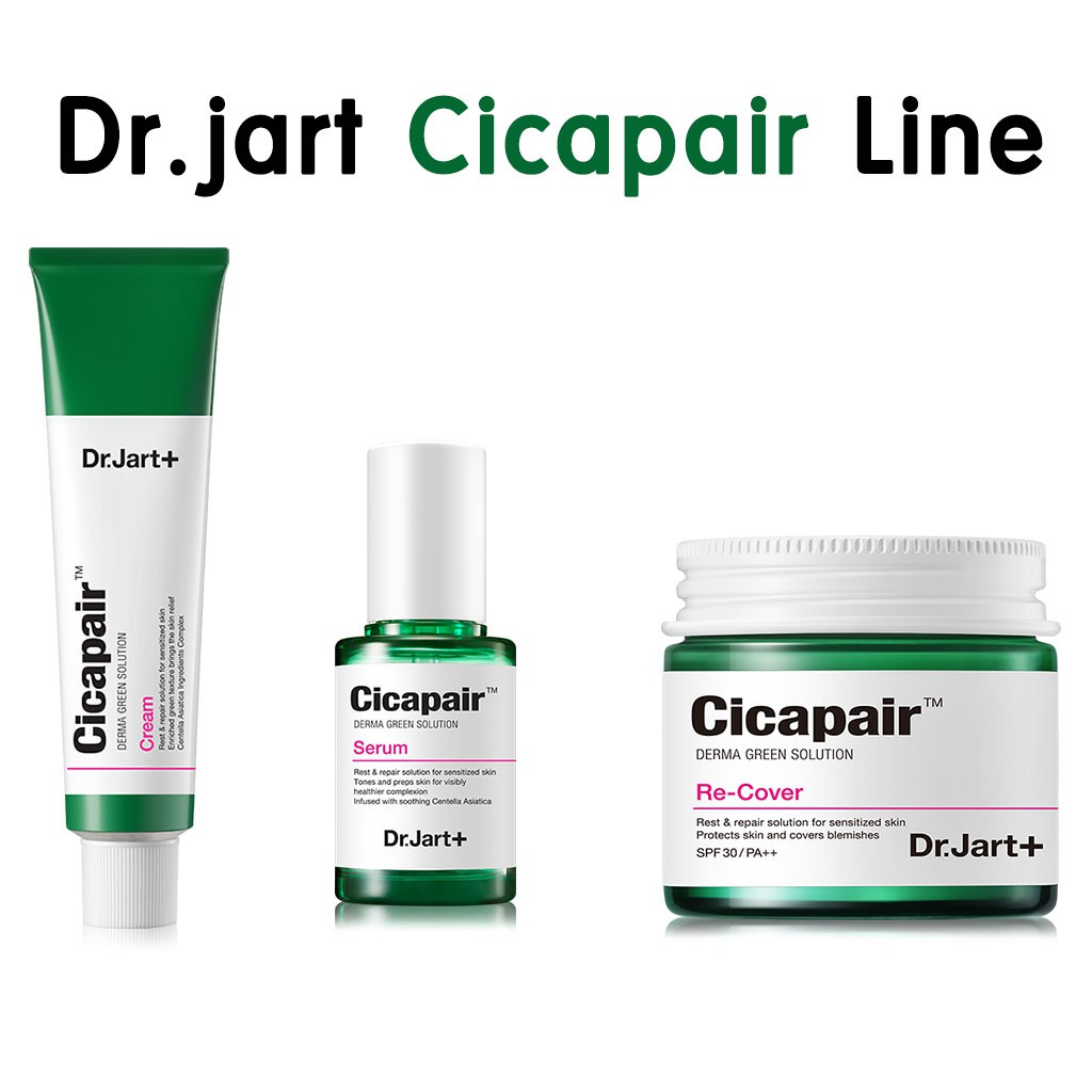 Image result for Dr Jart  cica banner