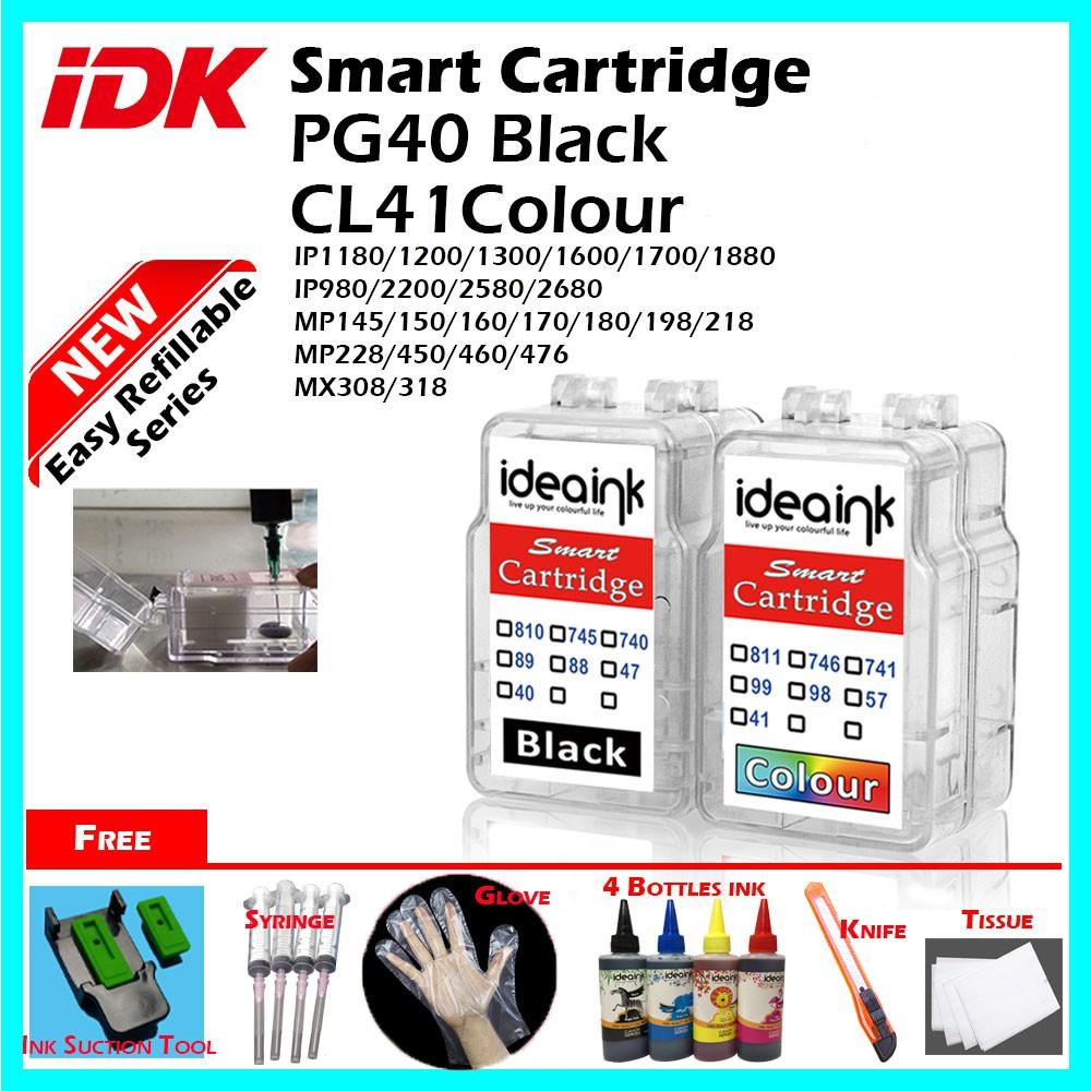 Canon Refill Smart Cartridge PG40 CL41 40 41