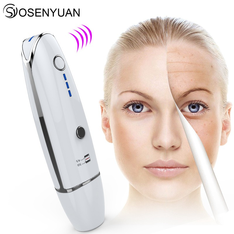 Hot Mini Hifu Radar Line carving face Neck Wrinkle Removal Focused  Ultrasound