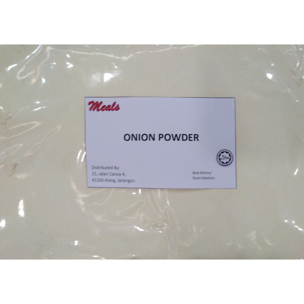 ONION POWDER (SERBUK BAWANG) - 1KG [HALAL]