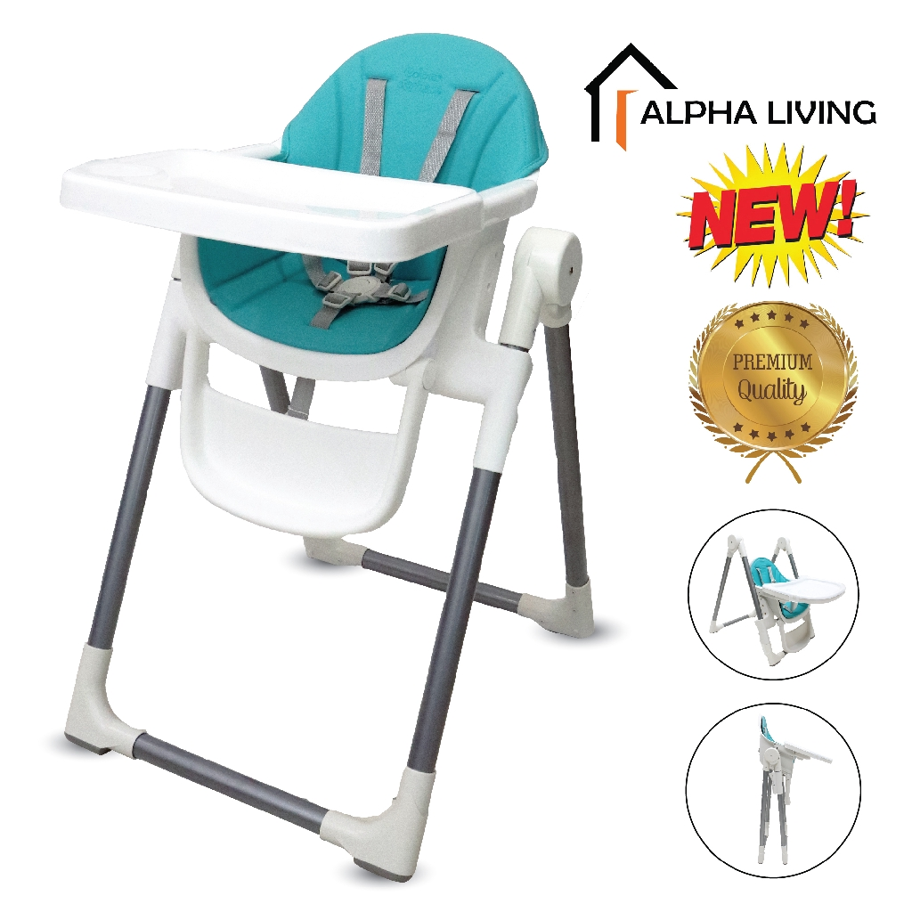 Baby Dining Chair, Foldable Baby Chair, Baby Seat (BAY0224TQ)