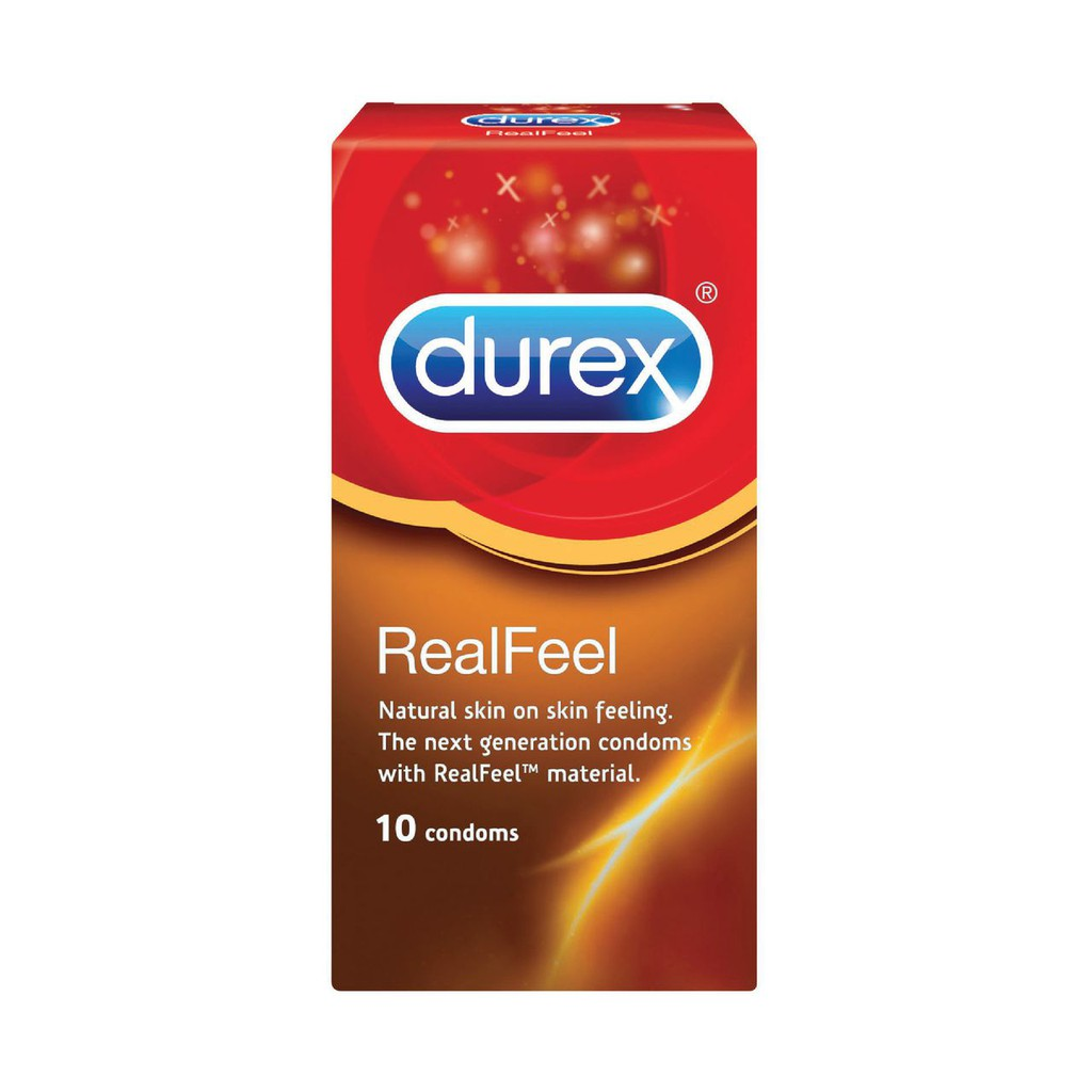 Durex Real Feel (10 pcs)