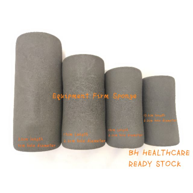 [READY STOCK]Fitness Equipment Firm Sponge /22cm,17cm,15cm,13.5cm/Fitness Equipment Wear And Tear(Spare Part)HOT SALE