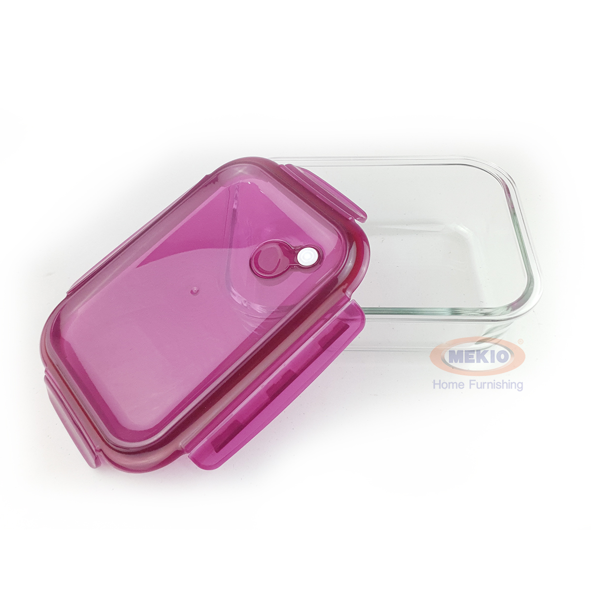Food glass container E 1562 950ml