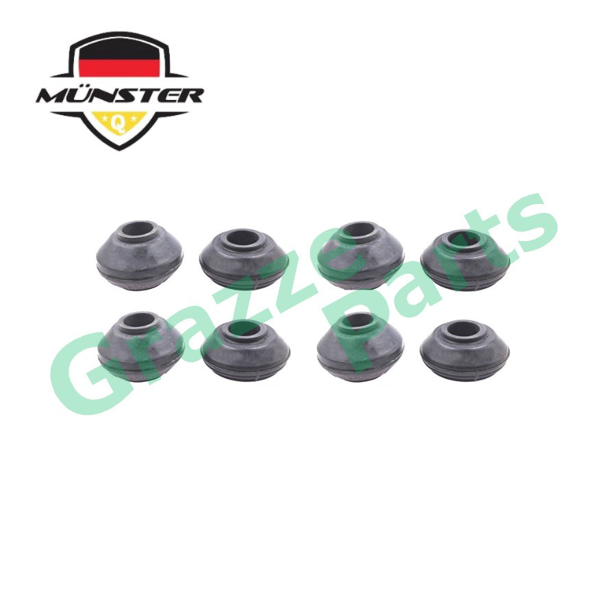 Münster Präzision Technology Crossmember Bush Set Front 52212-87204 for Perodua Kancil