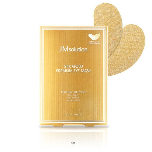 JM Solution 24K Gold Premium Eye Mask 4ml*10s