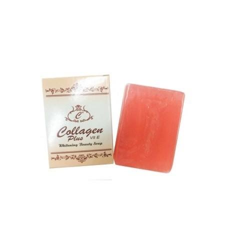 Collagen Plus Vit E Whitening Beauty Soap