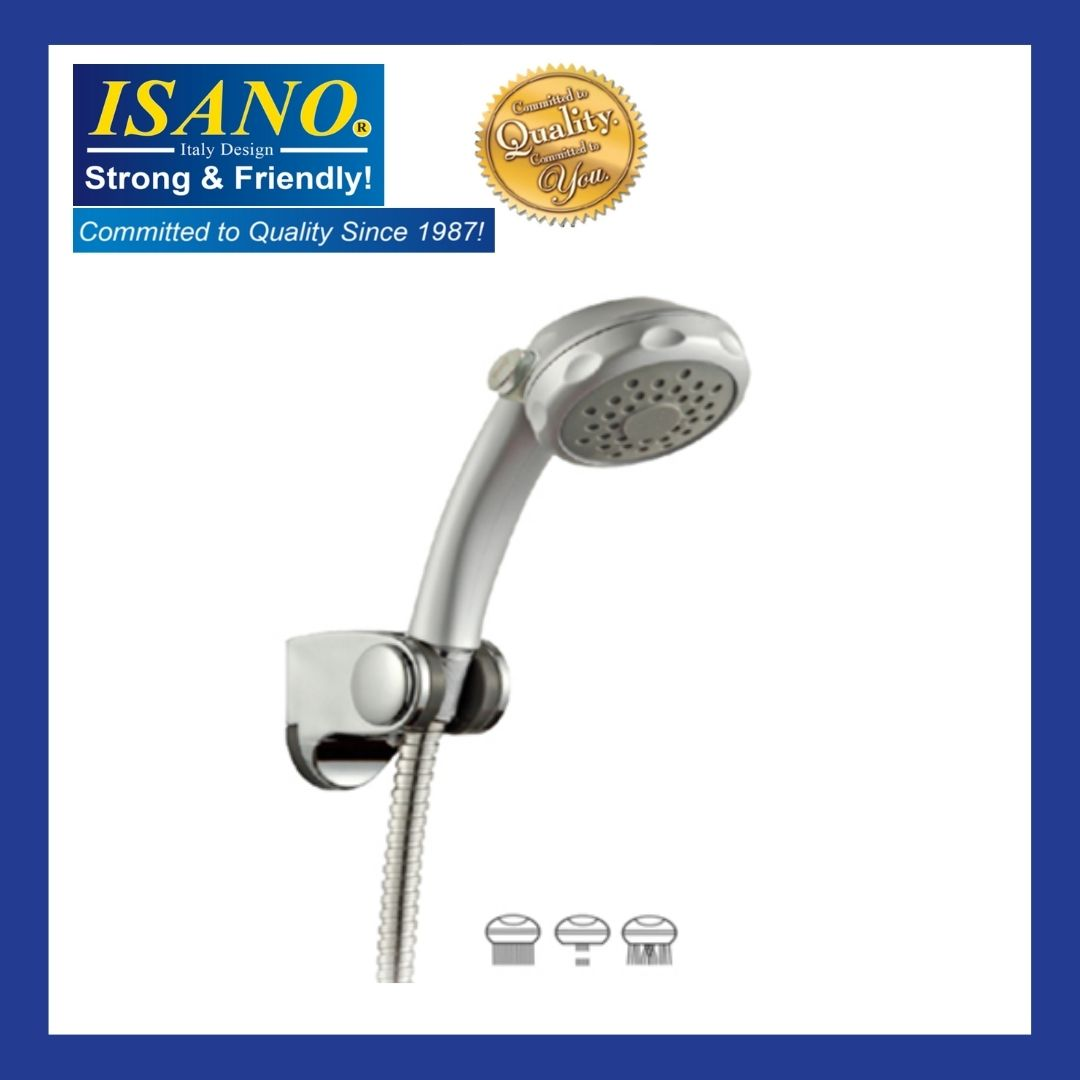 ISANO 1800HS / 1800 HS 3 Function Hand Shower Set