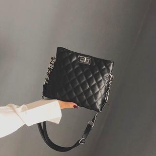 1d3848cef1a1 Hot Sale Women Handbag Small Bucket Shape Bags PU Leather Shoulder ...