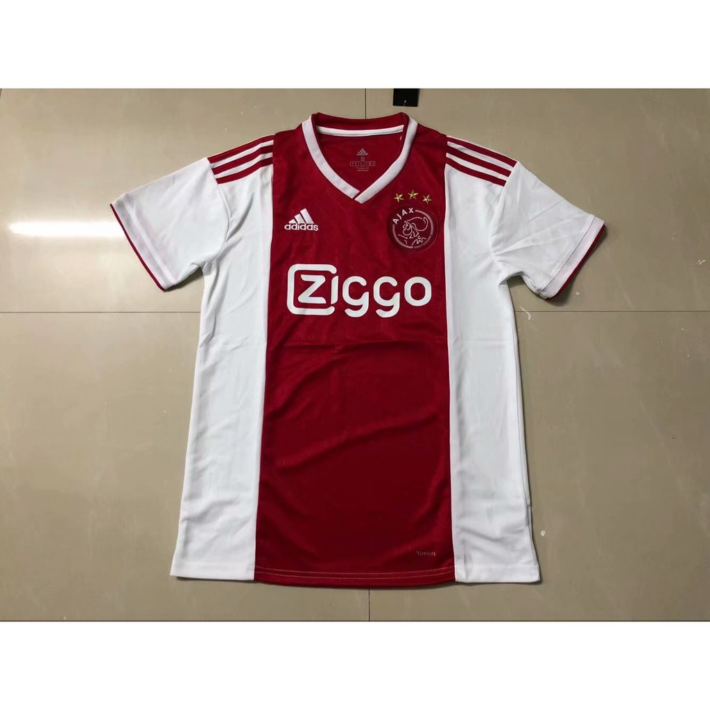 ae4258094045 ProductImage. ProductImage. 2018 2019 Top Quality Ajax Home Football Jersey  Soccer Jersey