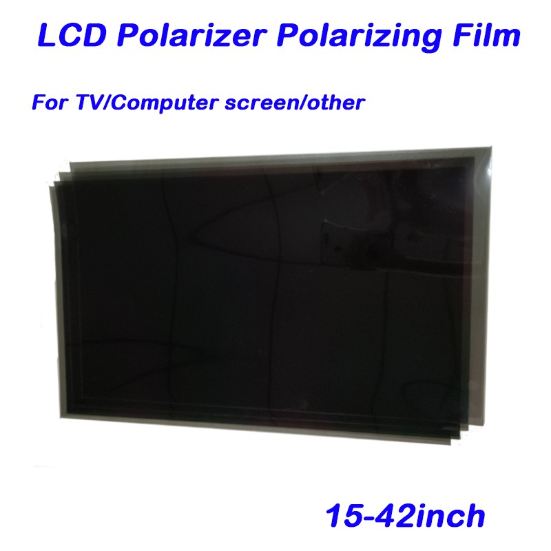 32inch 42inch Glossy LCD Polarizer Polarizing Film for LCD LED IPS Screen  for TV