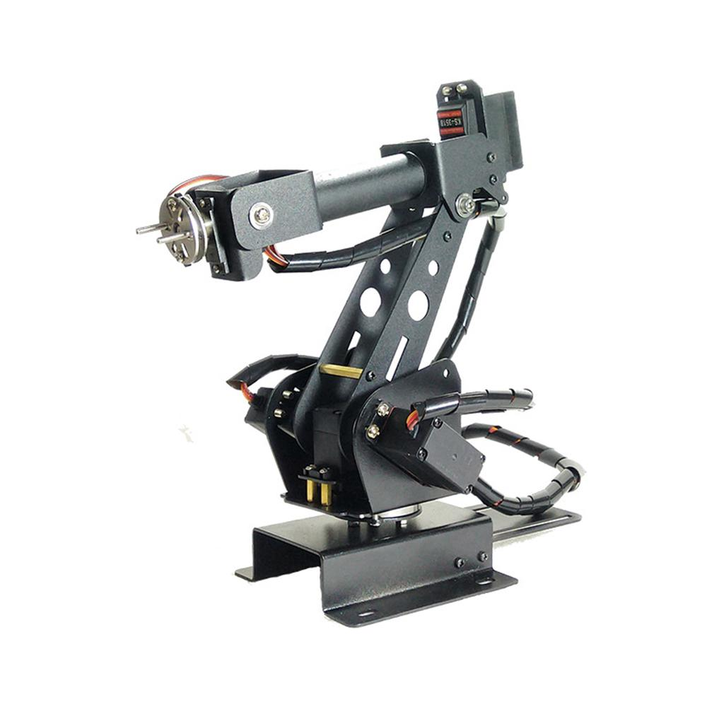 6DOF Metal RC Robot Arm abb Industrial Robot Arm For Arduino