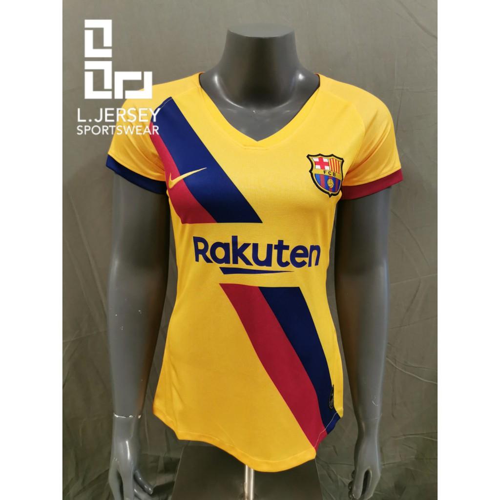 Barcelona Women Away Season 19/20 Stadium Fans Jersey