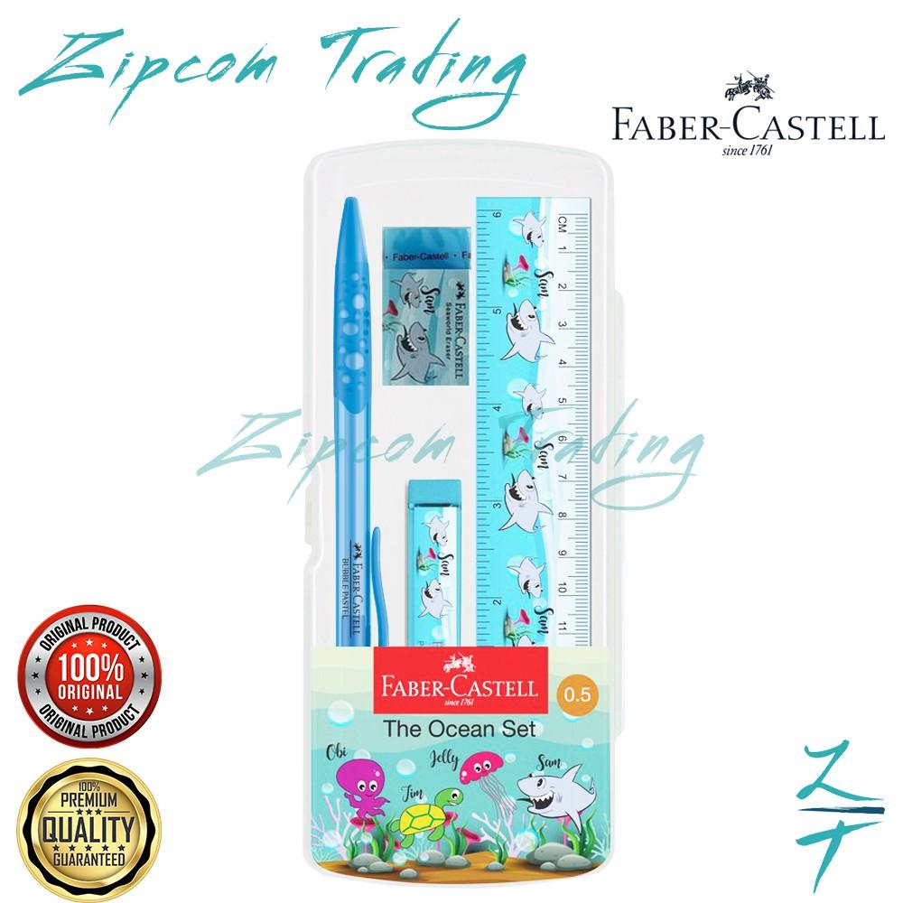 Faber Castell The Ocean Set Mechanical Pencil