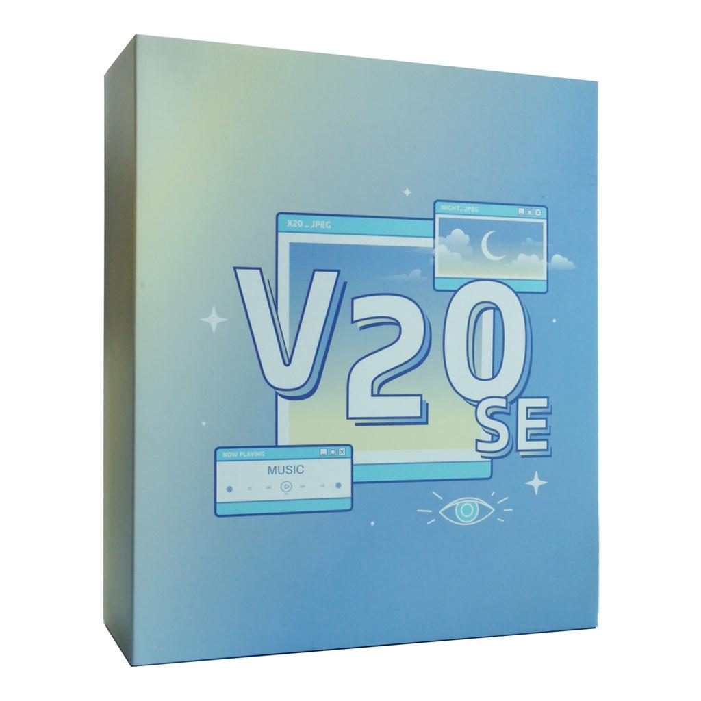 [FREE GIFT] - vivo V20 Series Gift Box