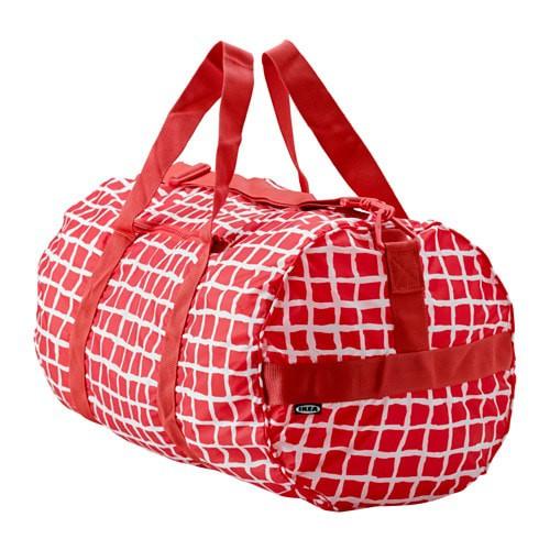 fdb054add589 IKEA FÖRFINA ACCESSORY BAG RED