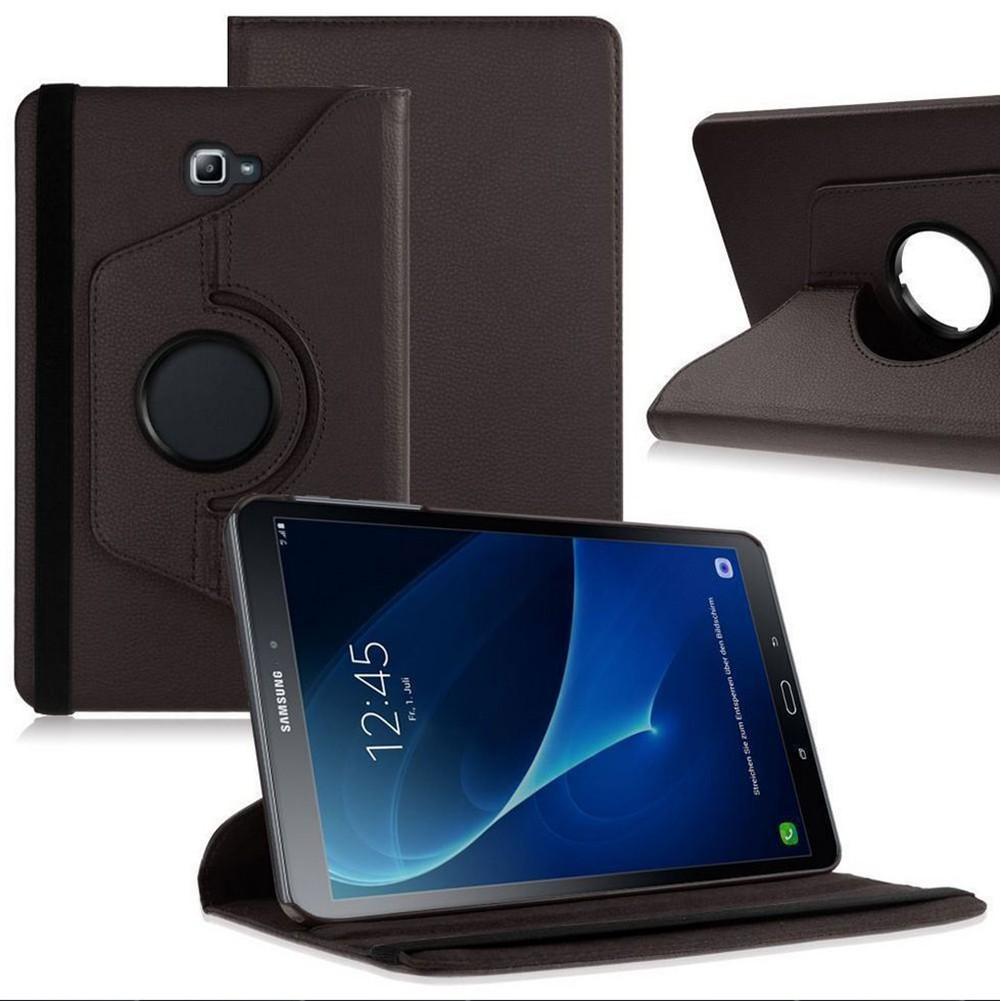 Samsung Galaxy Tab 3 Lite 3v T110 T111 360 Rotate Case Shopee Malaysia White