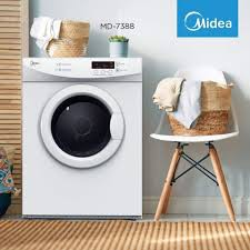 MIDEA (NEW MODEL) DRYER 7.0KG MD-7388 [FAST & SAFE DELIVERY)-MIDEA WARRANTY MALAYSIA