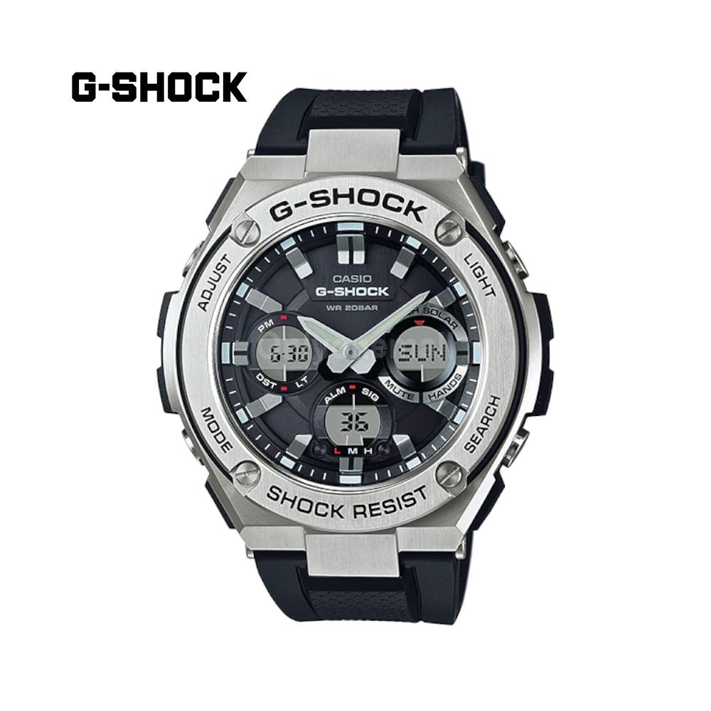 Casio G-Shock GST-S110-1A G-Steel