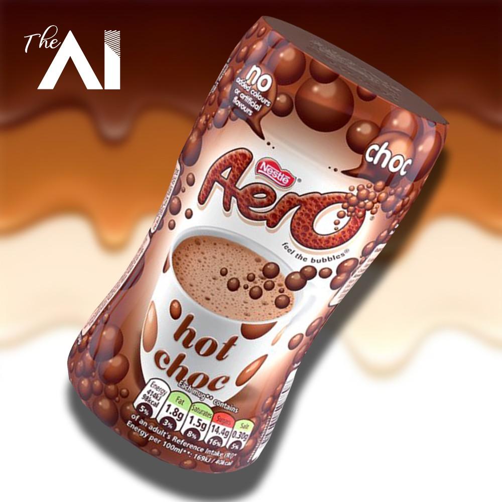Readystock Aero Hot Chocolate