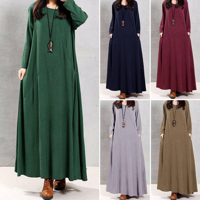 eea9cbe94a zanzea dress - Prices and Promotions - Women Clothes Mar 2019 ...