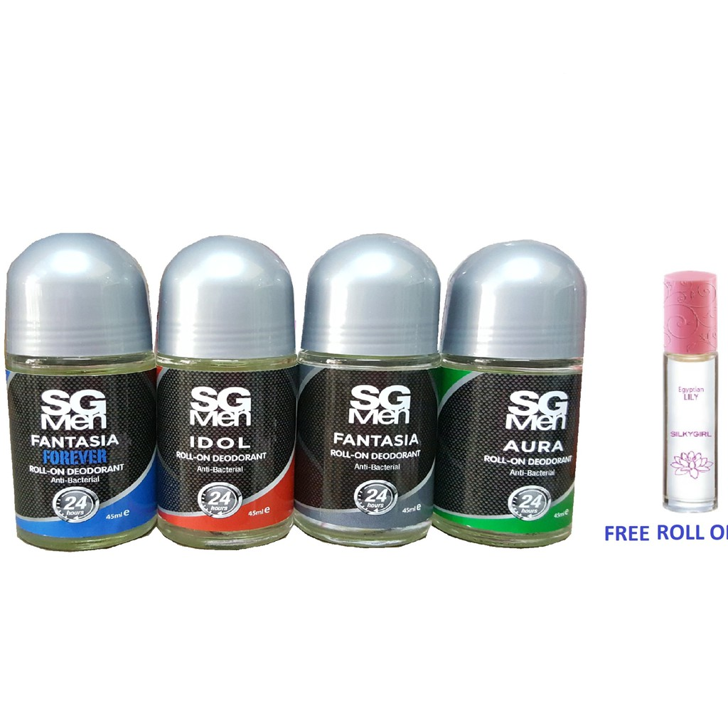 Rm 4 Roll On 5 Ml Borong Shopee Malaysia Botol Parfum Dove Silver 8
