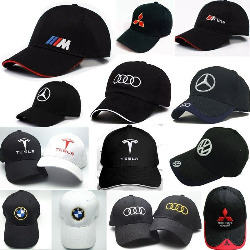 Tesla Motors Logo Mens Womens Hats Sun Visor Cap Tennis Hat Casual Caps