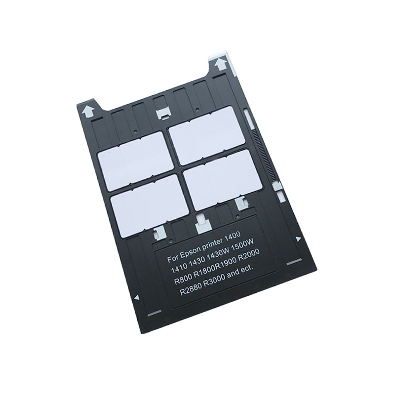 PVC ID Card Plastic card Printing Tray for Epson 1400 1410 1430 R2000  printer