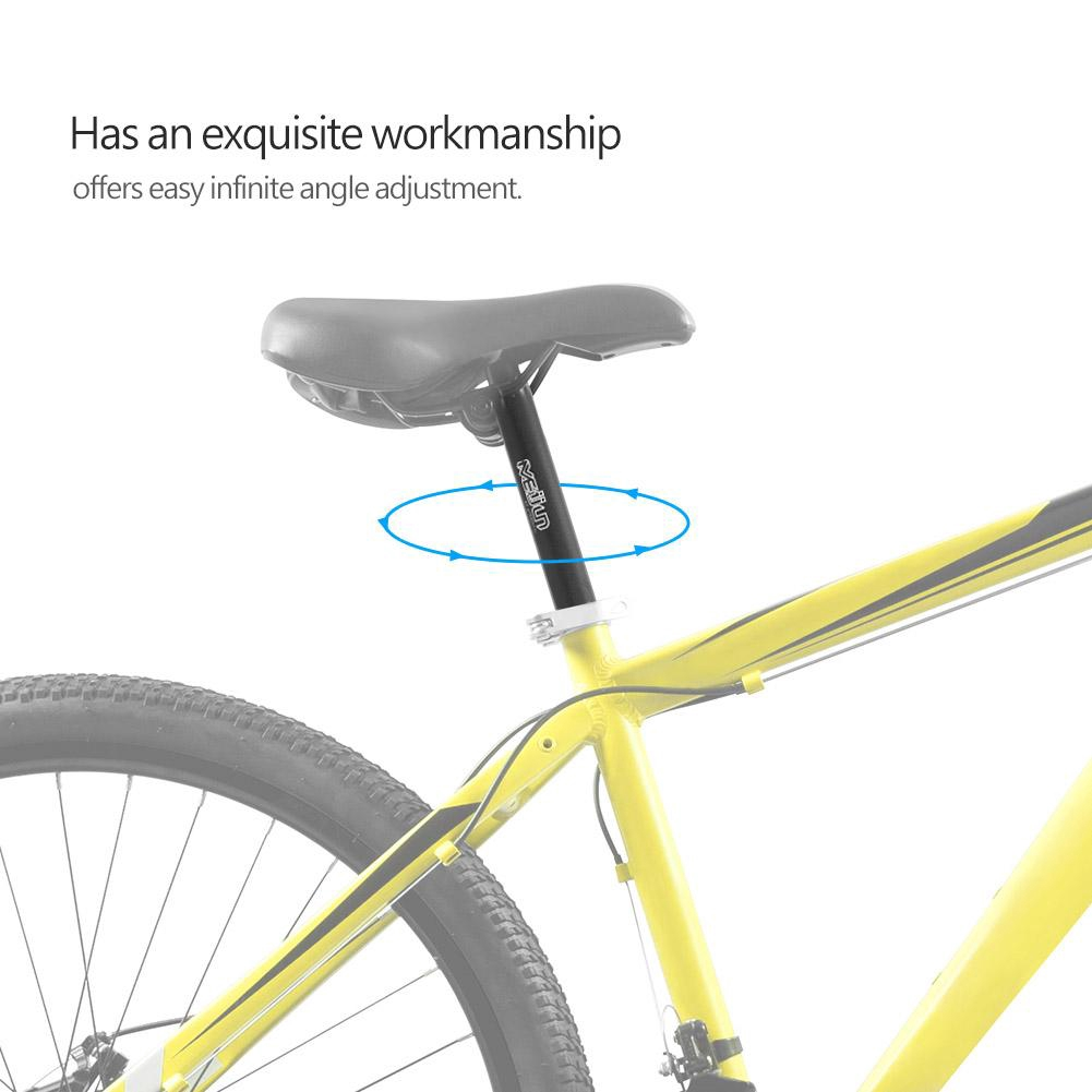 Bicycle Seat Post 27.2//30.9//31.6 x 400mm Alumium Seatpost for MTB Road Bike BMX
