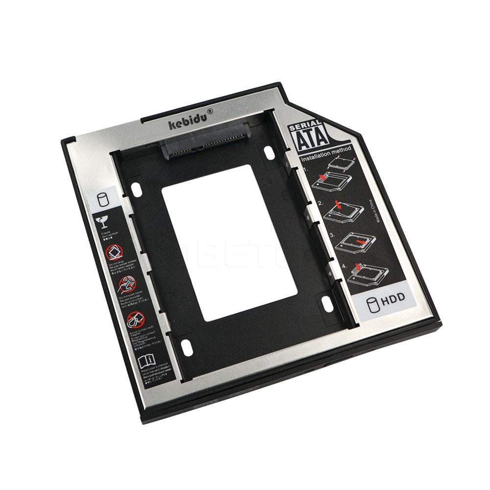 Universal Aluminum 2.5 2nd 9.5mm Ssd Hd SATA Hard Disk ...