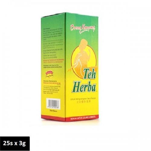 Orang Kampung Teh Herba (Herbal Tea) (3gx25sachets)