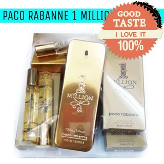 Malaysia Edt 100ml 1 Original Paco Rabanne PerfumeShopee Million 0wOkPn
