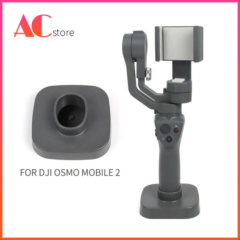DJI Osmo Mobile 2 Base is Used to fix The Osmo Mobile 2 on Tables for DJI OSMO Mobile 2 Accessories