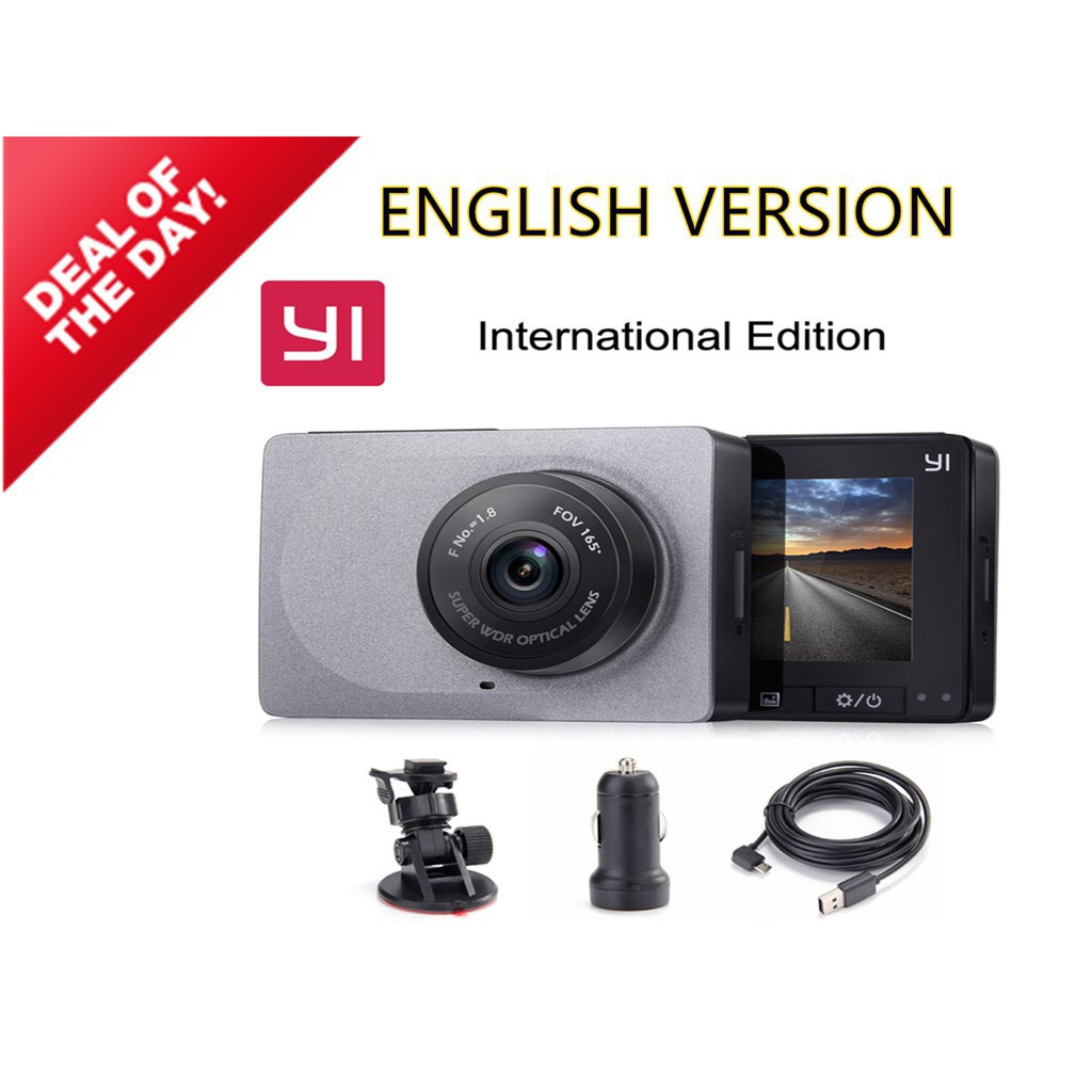 Explore Camera Accessories Product Offers And Prices Shopee Malaysia Xiaomi Yi 2 4k Ver International Action Black