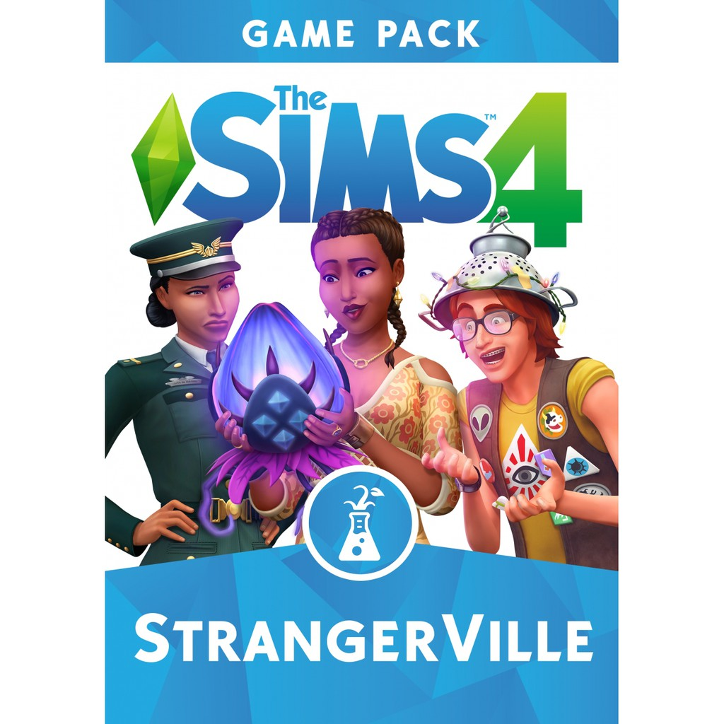 (PC) The Sims 4 Deluxe Edition (StrangerVille Added)