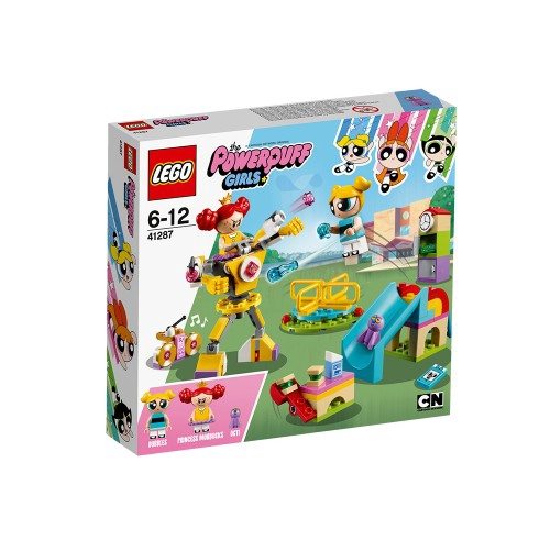 LEGO The PowerPuff Girls 41287 Bubbles' Playground Showdown