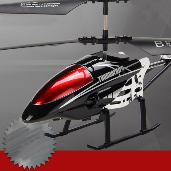 Alloy 3 5 Channels RC Helicopter Fall Resistant Electronic Charging Plane  Model